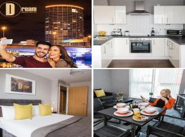 Dream Apartments Belfast, appartamento a Belfast