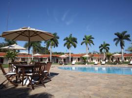 Ipe Park Hotel, hotel em São José do Rio Preto