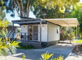 Banksia Tourist Park, budget hotel in Perth