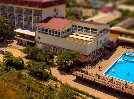 ПАНОРАМА Курортный отель в центре Кирилловки