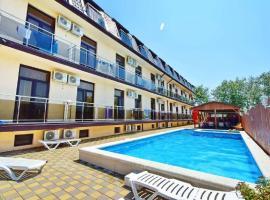 Family Нotel Akvarel, hotel in Vityazevo