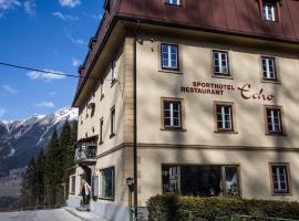 Hotel Echo, Hotel in der Nähe von: Kaserebenbahn, Bad Gastein