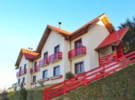 Pousada AlpenRose, hotel in Campos do Jordão