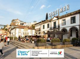 The House of Sandeman - Hostel & Suites, hotel near D. Luis I Bridge, Vila Nova de Gaia