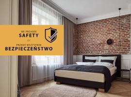1891 Aparthotel, hotel near Wawel Royal Castle, Krakow