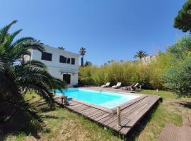 beautiful villa 3 rooms, 165 m² on 2 levels.