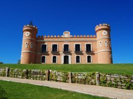 Castillo Monte la Reina
