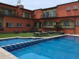 Hotel Cabañas Santa Cruz