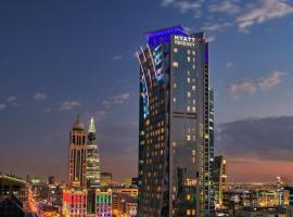 Hyatt Regency Riyadh Olaya, hotel with jacuzzis in Riyadh