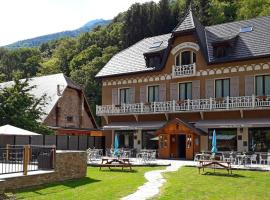 Auberge La Douce Montagne, hotel in Allemont