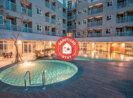 OYO Flagship 728 Baileys Apartment Near RS Aria Sentra Medika