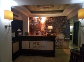 Hotel Honorata, hotel in Paralia Katerinis