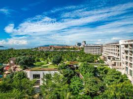 シャングリラズ 三亜 リゾート & スパ、三亜市のホテル