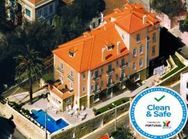 Hotel Smart, hotel near São Julião da Barra Fort, Estoril