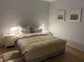 Spacious studio, hôtel à Knokke-Heist près de: Port de Zeebruges