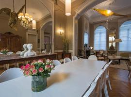 Louise sur Cour, vakantiewoning in Brussel