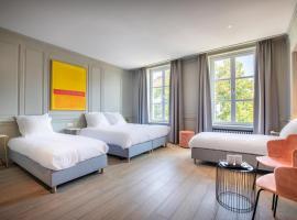 Hotel August Brugge, hotel in Bruges
