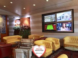Boutique Hotel Touring, hotel in Verona