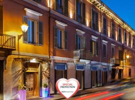 Best Western Plus Royal Superga Hotel, hotel a Cuneo