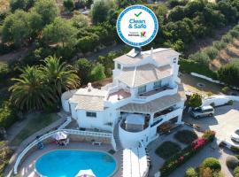 The White House - Boutique Villa, hotel di Olhao