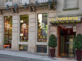 NH Ourense, hotel en Ourense