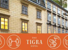 Boutique Hotel Das Tigra, hotel in Vienna