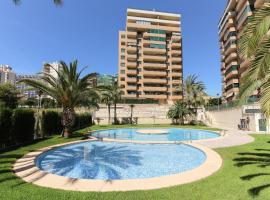 Apartamento Veremar soleado y a 600 mts de la playa de la Cala