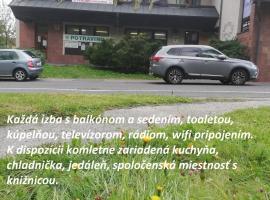 PODLESANKA - penzión