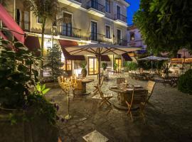 Hotel Victoria Maiorino, hotel in Cava de' Tirreni