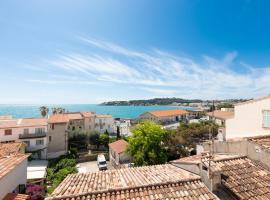 Bas Castellet, luxury hotel in Antibes