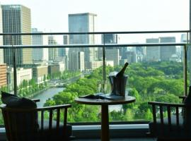 Palace Hotel Tokyo, accessible hotel in Tokyo