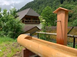 Haus Wiesengrund-Fahl