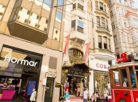 Golden Street Hotel, отель в Стамбуле