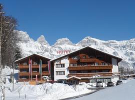 Hotel Restaurant Knobelboden