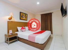 OYO 919 Hotel Kalisma Syariah Near RS Pelni