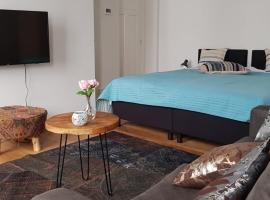 Barbera Apartments Haarlem