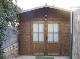 Nature House צימר, hotel in Safed
