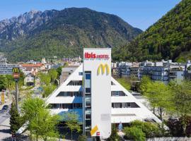 ibis Chur, Hotel in der Nähe von: Skilift Eggli, Chur