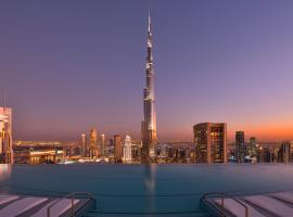 Address Sky View: Dubai'de bir otel