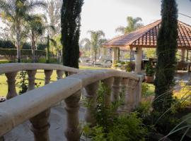Hacienda Santa Irene, camping resort en Zapotlanejo
