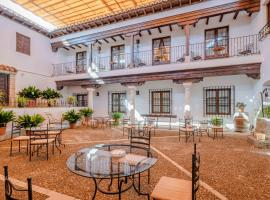 QB ALMAGRO CENTRO, hotel in Almagro