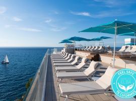 Elba Sunset Mallorca Thalasso Spa, hotel near Aqua land, Palmanova