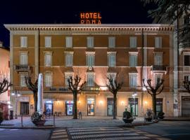 Hotel Roma, hotel in Porretta Terme
