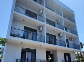 Level Up, hotel in Kobuleti