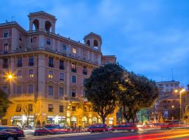 Best Western Hotel Astrid, hotel in Rome
