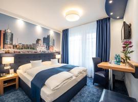 Hotel Hanseport Hamburg