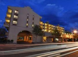 Monte Carlo Boardwalk / Oceanfront Ocean City, viešbutis Ošen Sityje