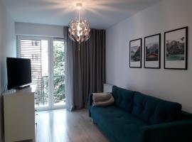 Apartament Rose 9 Świnoujście
