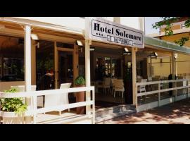Hotel Solemare, hotel in Cesenatico