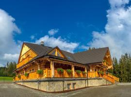 Olza Karczma i pokoje – hotel w pobliżu miejsca Złoty Groń Ski Lift w Istebnej